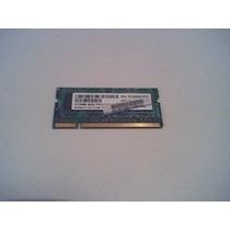 Memória Ddr2 512m 533 Mhz Sod Pc2-3200 Notebook Lap Top