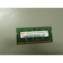 Memória Para Macintosh E Notebook 512 Gb Ddr2 667mhz