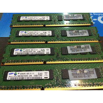 Memoria Ecc 4gb Pc3-10600e 1333mhz Hp Proliant Ml110 G6