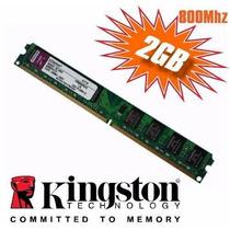Memória Kingston 2gb Ddr2 800mhz P/ Amd