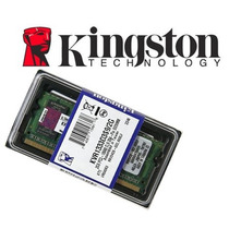 Memoria Kingston Notebook Ddr3 2gb 1333mhz - Frete Gratis