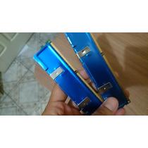 Kingston 4gb Ddr3 1333mhz (1x4) Com Dissipador Azul