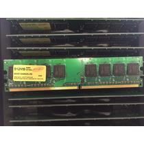 Memoria Ddr2 512mb 667mhz Computador Pc