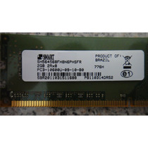 Memoria Smart Ddr3 2gb 1333 Mhz Pc3-10600 Desktop