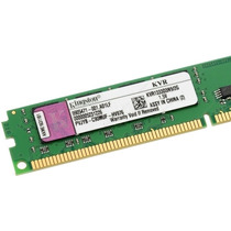 Memoria Kingston Desktop Ddr3 2gb 1333mhz - Frete Gratis