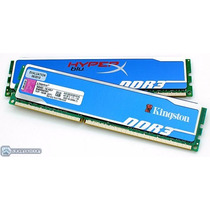 Memoria Kingston Hiperx Blu 2gb Ddr3 1333mhz No Abc Paulista