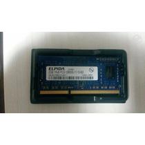 Memória Elpida 2gb 1600mhz Ddr3 Pc12800 Macbook Mac Mini