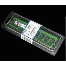 Memória 1gb Ddr1 400mhz Kingston Original Embalado Blister