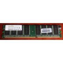 Memória Desktop Markvision 512mb Ddr 400 Pc3200 Double Sided