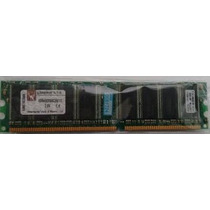 Memória 1gb Ddr1 400mhz Kingston Original