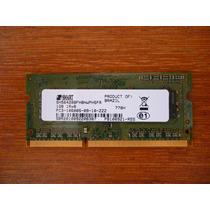 Memoria Ddr3 Para Notebook 1 Gb Smart