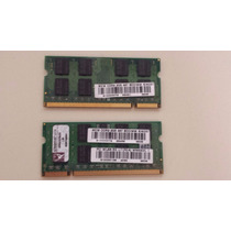 Memória Ddr2 Kingston 2gb 667hmz Notebook