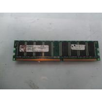 Memória Ram Ddr1 1gb Kvr400x64c3a/1g
