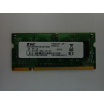 Memória Smart 2x 1gb Ddr2 2rx16 Pc2-6400s-666-12-a3 - 800mhz