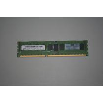 Memoria Servidor Hp 2gb 2rx8 Ddr3 Pc3-10600r-9-10-b0