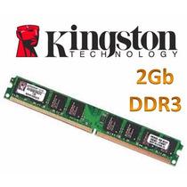 Memória Kingstom 2gb Ddr3 1333mhz