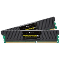 Memória Corsair 8gb 1600mhz Ddr3 Vengeance Lp (2x4gb) Preto