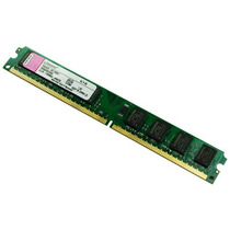 Memória Ddr2 1gb Kingston 667mhz - Desk - Kvr667d2n5/1g 1.8v