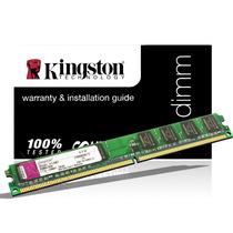 Memoria Kingston Desktop Ddr2 1gb 800/667 Mhz - Frete Gratis