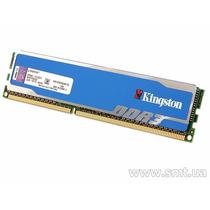 Kingston Hyperx 2gb Ddr3 1600mhz Khx1600c9ad3b1/2g