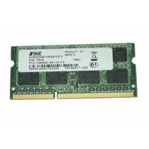 Memoria Ddr3 2g Pc3-10600s Smart Para Notebook E Netbook