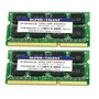 Kit 8gb (2x4gb) Ddr3 1066 Mhz P/ Notebook Dell Vostro 3500