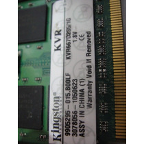 Memoria Notebook Ddr2 1gb 667 Mhz Marca Kingston