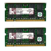 Memoria Notebook 1.024 1gb Ddr2 667 Pc5300 Kingston