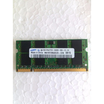 Memória Ram Original Hp Note Ddr2 1gb Pc2-5300s-555-12e