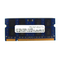 Memoria Notebook Ddr2 2gb 2rx8 667mhz Cl5 Pc2-5300s-55-13-zz