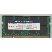 Memoria Note 2gb Ddr2 Pc6400 800mhz