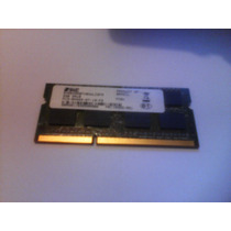 Memória Notebook Ddr3 2gb 2rx8 Pc3-8500s-07-10-f2 Smart