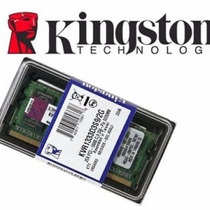 Memória Kingston 2gb 1333mhz Ddr3 P/ Notebook
