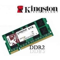 Memoria Notebook 1gb Ddr2 667 Novo Kingston Original Envioja