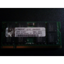 Memória Notebook Ddr2 1gb 667mhz Kingston