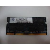 Memória 1gb Ddr2 Do Notebook Acer Aspire 4520 Original