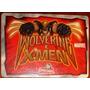 Coleção 4 Cards Wolverinee Os X-men Elma Chips Lacrados