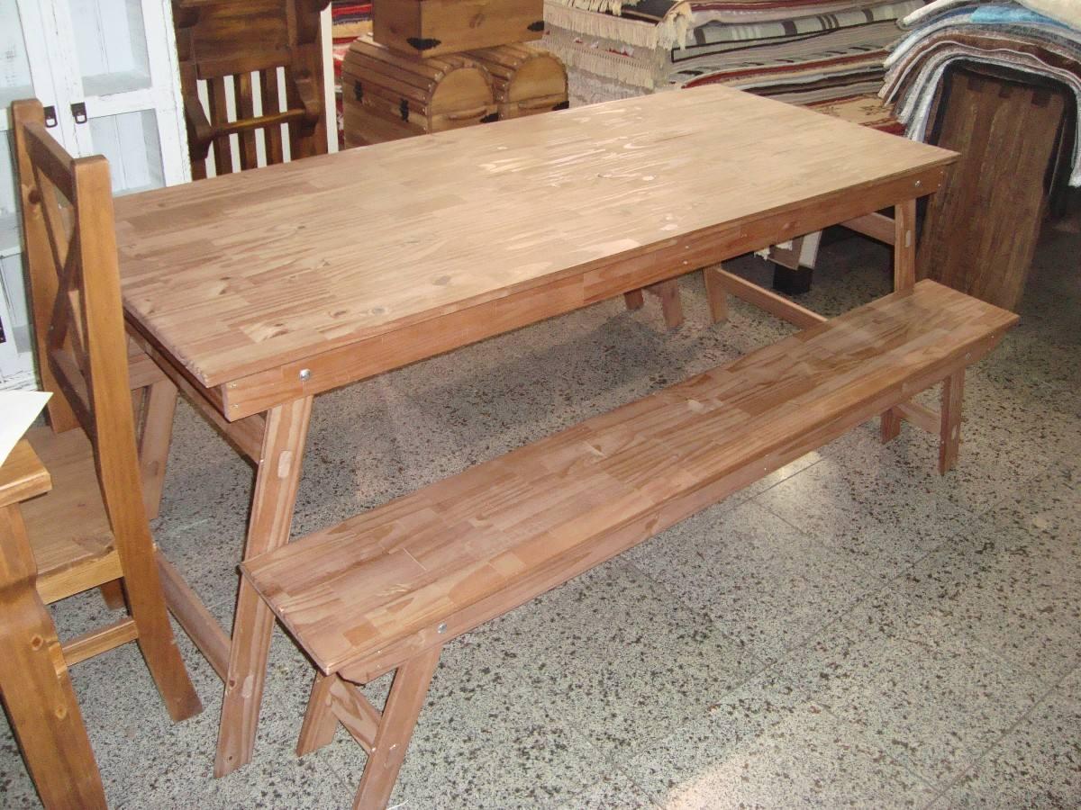 Fotos de jogo de area rusticos 4 p s p chacara fazenda for Imagenes de mesas rusticas