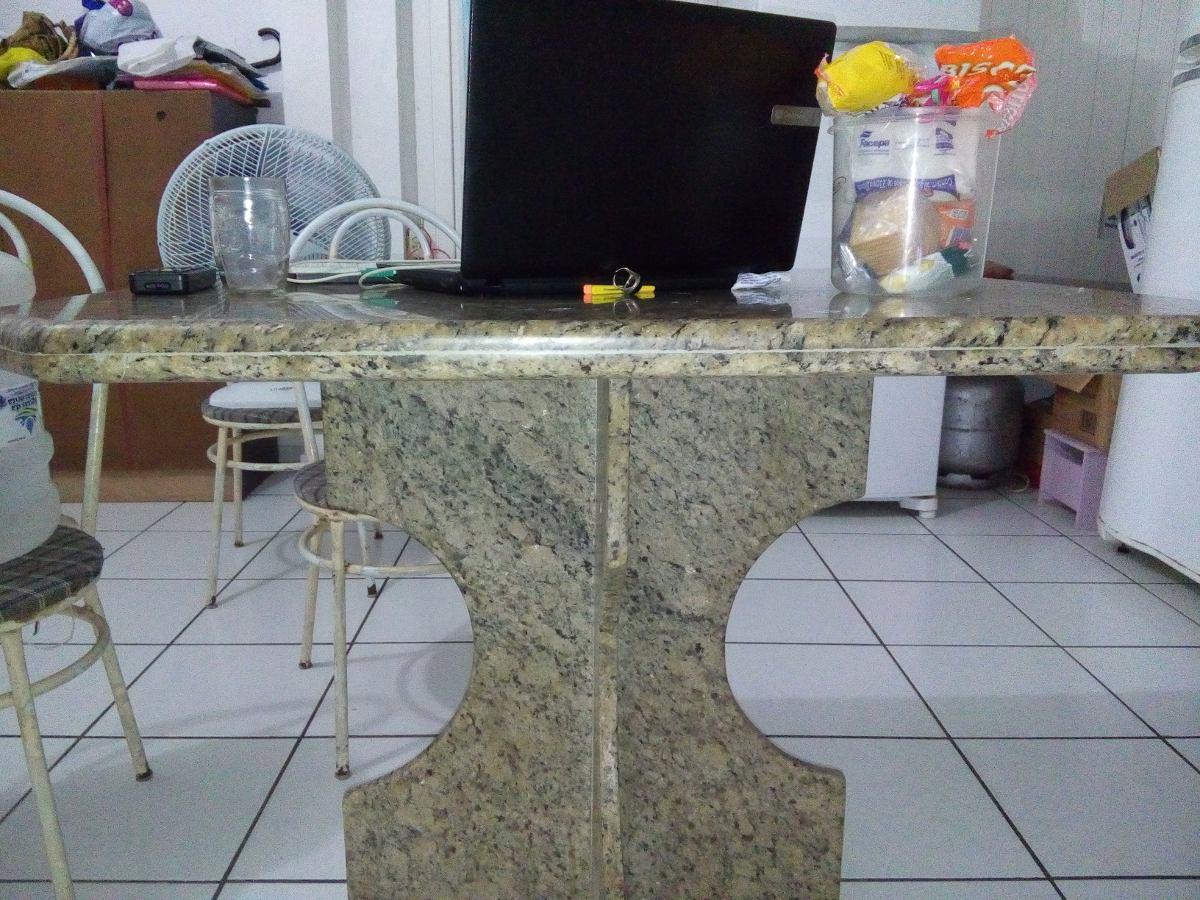 Mesa de granito preta r no mercadolivre - Mesa de granito ...