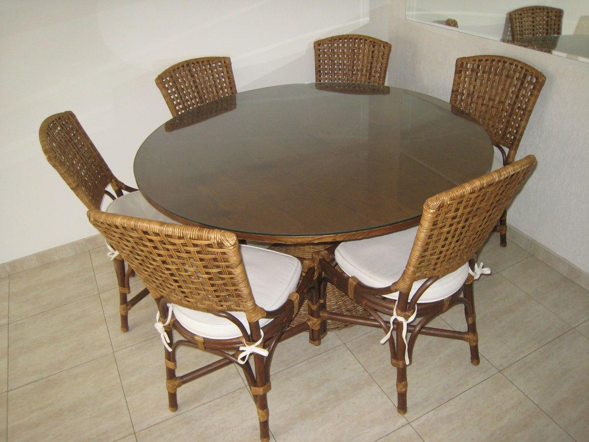 Mesa De Jantar C 6 Cadeiras   Aparador Armando Cerello R$ 9.500 00  #916B3A 1200x900