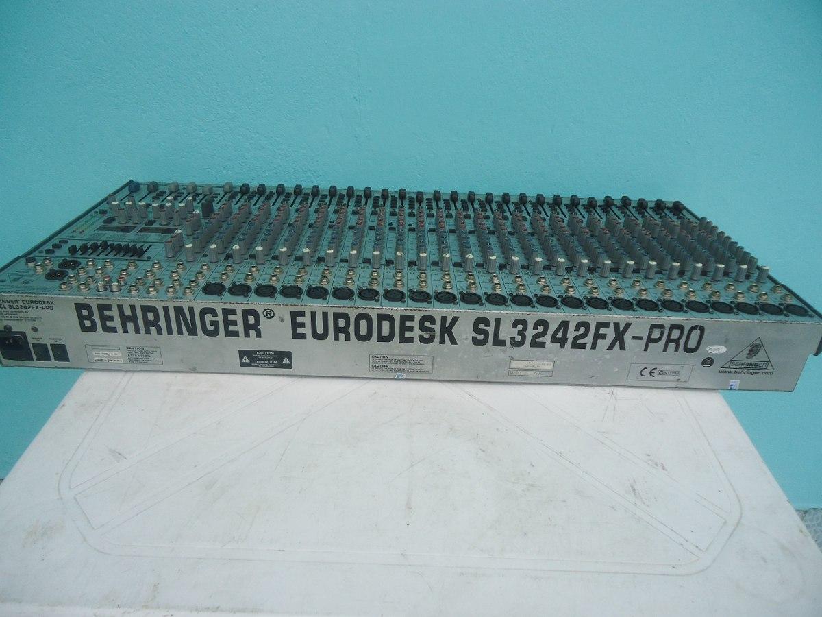 Behringer 3242fx
