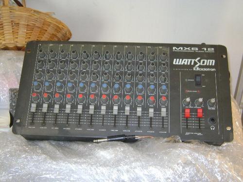 Mesa De Som Wattsom - Usada