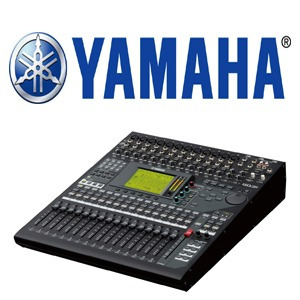 Mesa De Som Yamaha 01v96vcm - Betasom