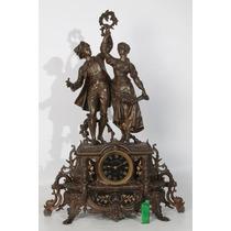 Impressionante Relógio Francês Sec 19 - 12 X Sem Juros