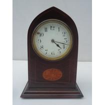 Antigo Relógio De Mesa Francês Belissimo