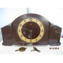 Relógio Antigo De Mesa - R A R I D A D E
