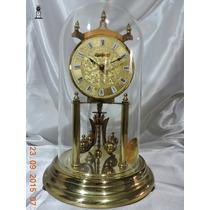 Relógio Antigo De Mesa 400 Dias Seth Thomas Original Germany
