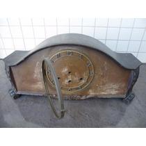 Caixa Relógio Carrilhão Silco, Bordões, Mostrador