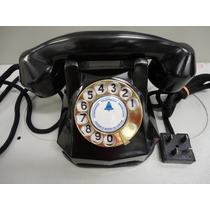 Telefone Antigo Tanquinho De Guerra Original Década De 30