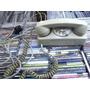 Telefone De Mesa Starlite Disco Funcionando Antigo